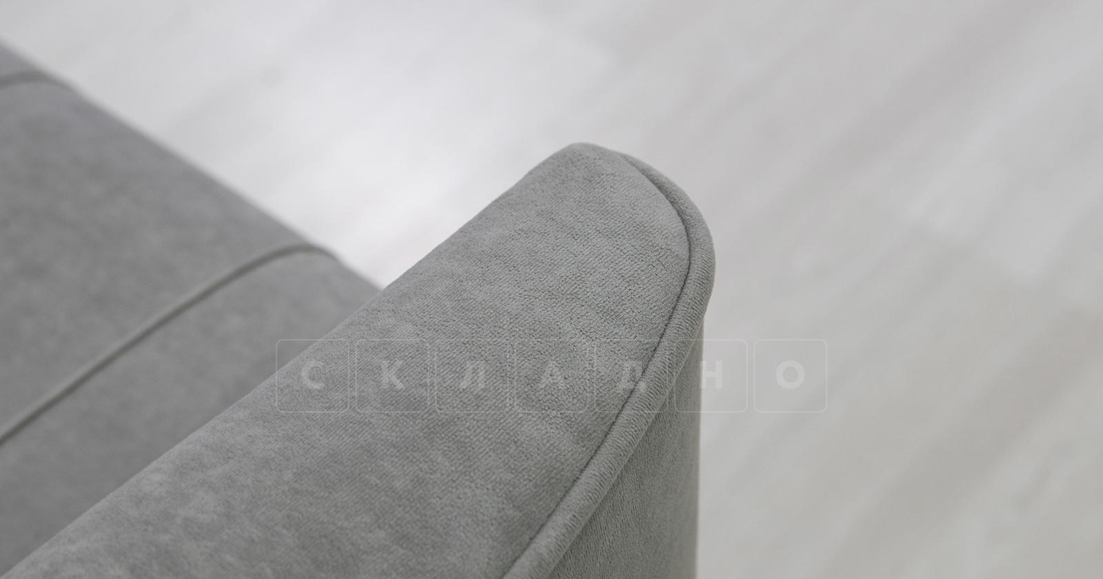 Кресло для отдыха Лорен серебристый серый фото 6   интернет-магазин Складно