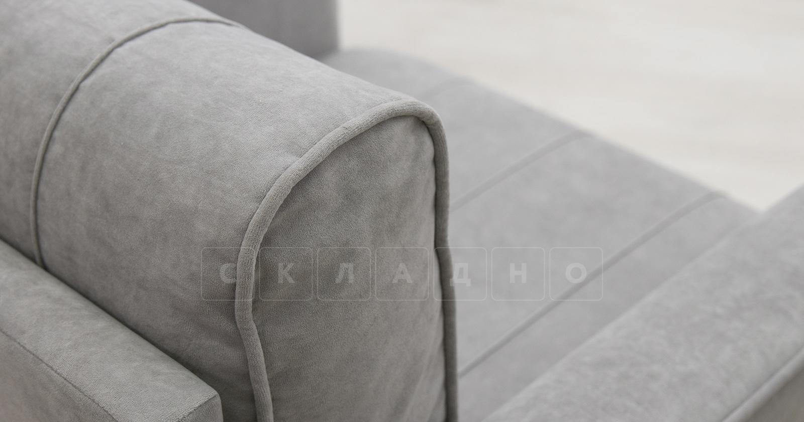 Кресло для отдыха Лорен серебристый серый фото 8   интернет-магазин Складно