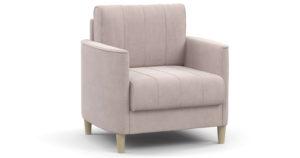 Кресло для отдыха Лорен пудровый  13590  рублей, фото 1 | интернет-магазин Складно